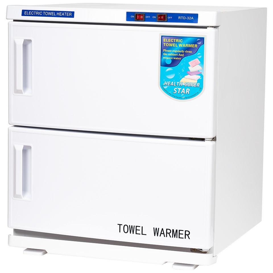 Sterilizator si incalzitor prosoape cu doua sertare 32 l, RTD-32A