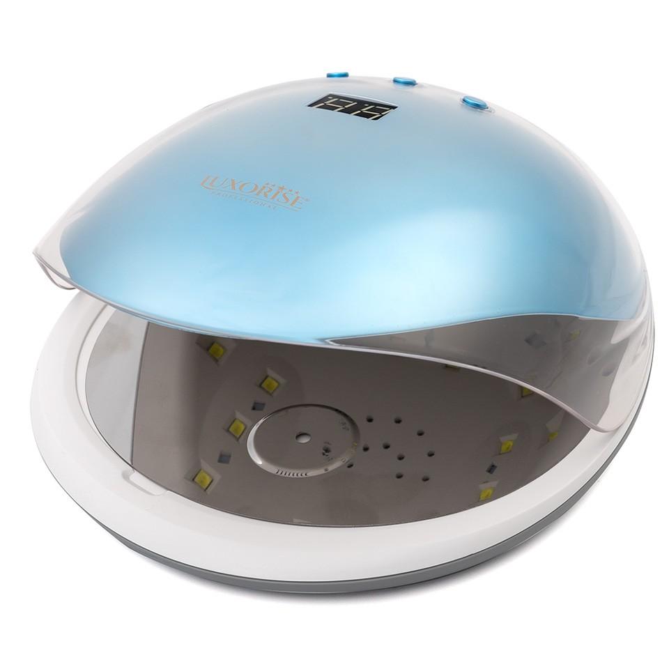 Lampa unghii UV LED 36W Crystal PRO LUXORISE Germania, Albastru Topaz