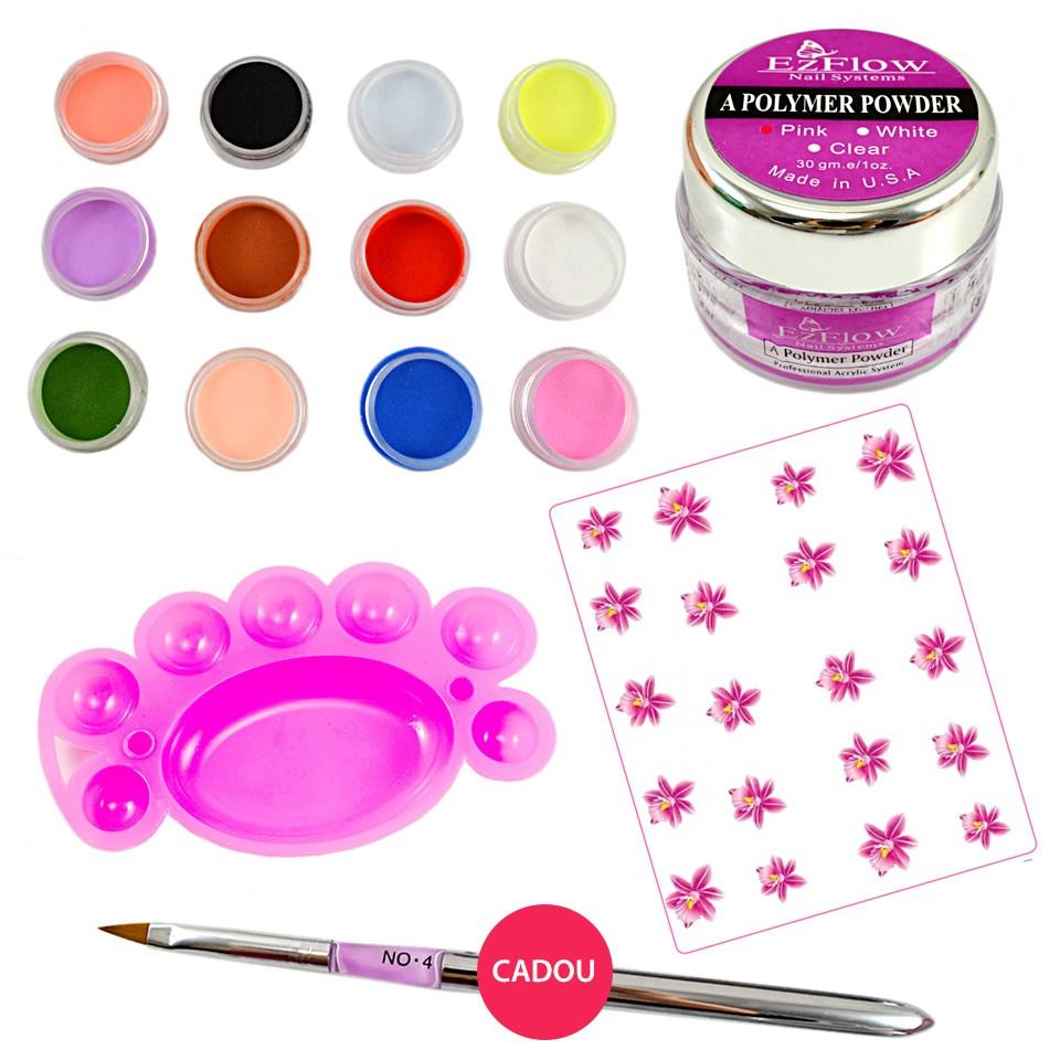 Kit Acryl Consumabile Color Promotie #10