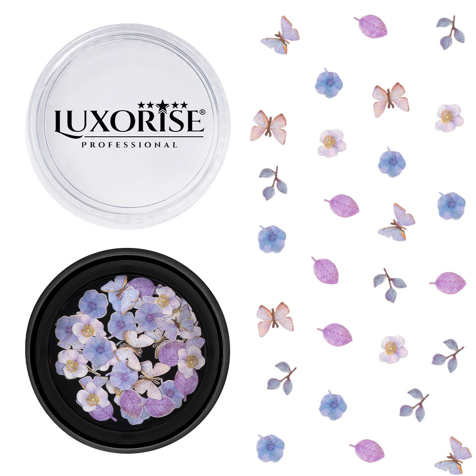 Decoratiune Unghii Nail Art Delights #27, LUXORISE imagine 2021 kitunghii