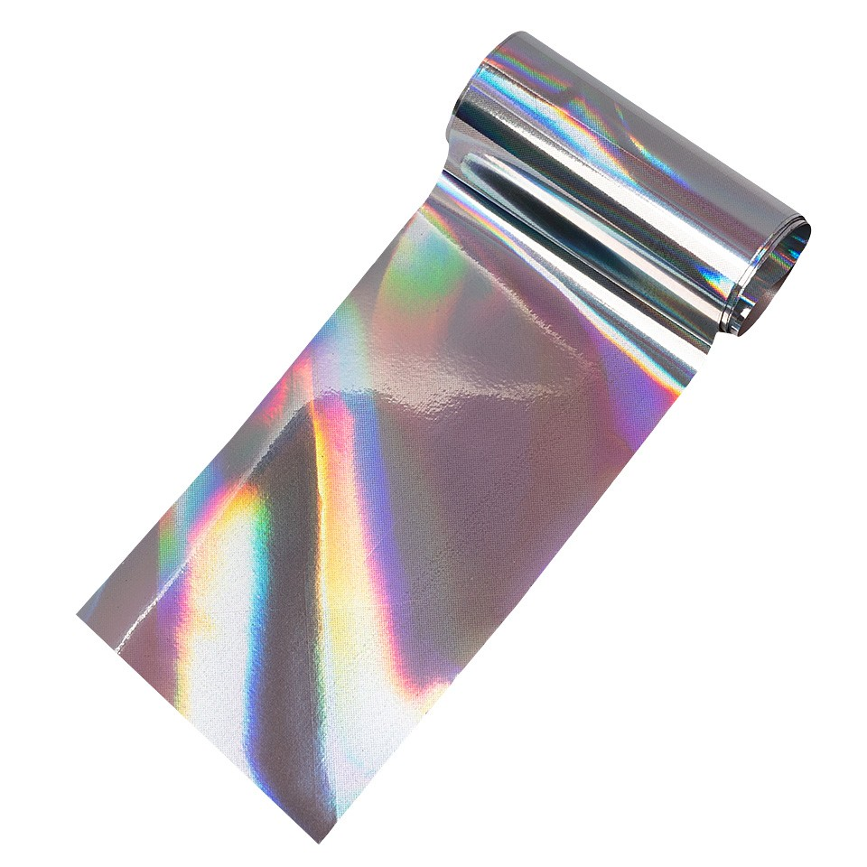 Folie de Transfer Unghii LUXORISE #21 Rainbow kitunghii.ro