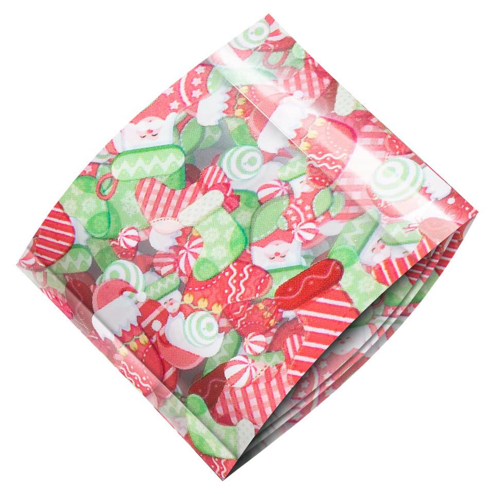 Folie de Transfer Unghii LUXORISE #436 Christmassy kitunghii.ro