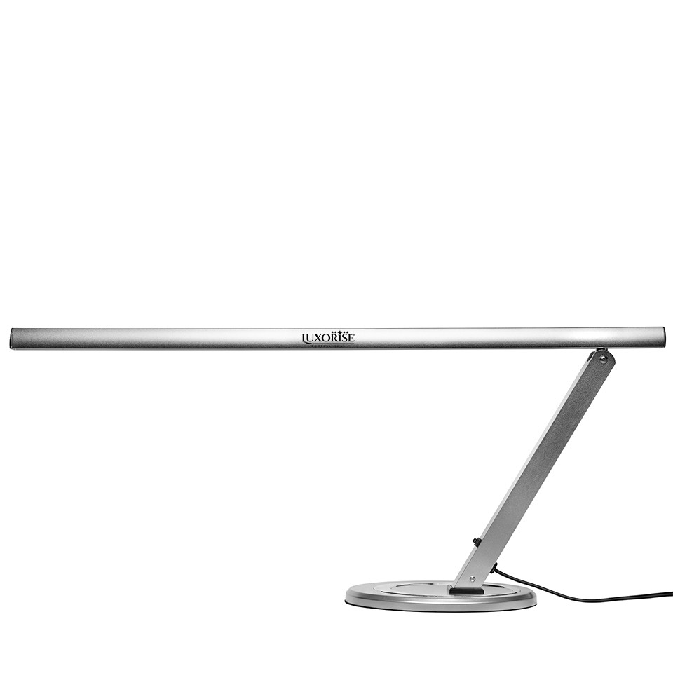 Lampa de Masa pentru Manichiura cu LED Profesionala LUXORISE, Silver