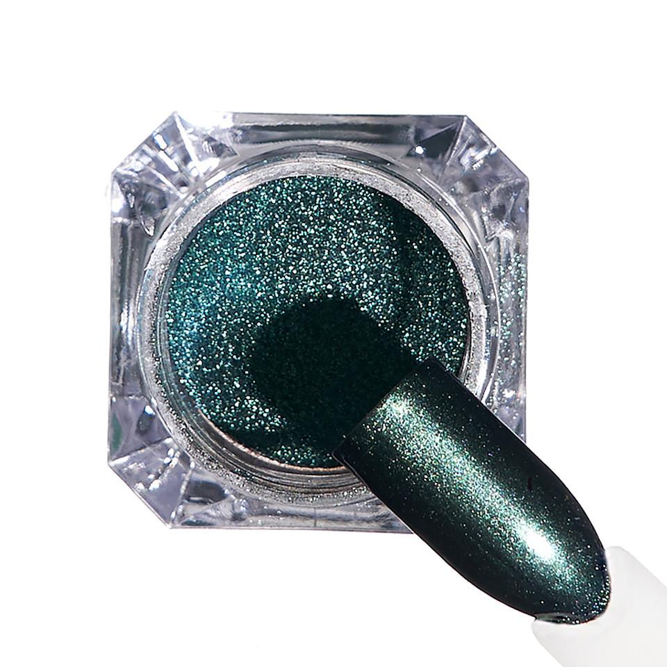 Pigment unghii Chrome #16 cu aplicator - LUXORISE imagine 2021 kitunghii