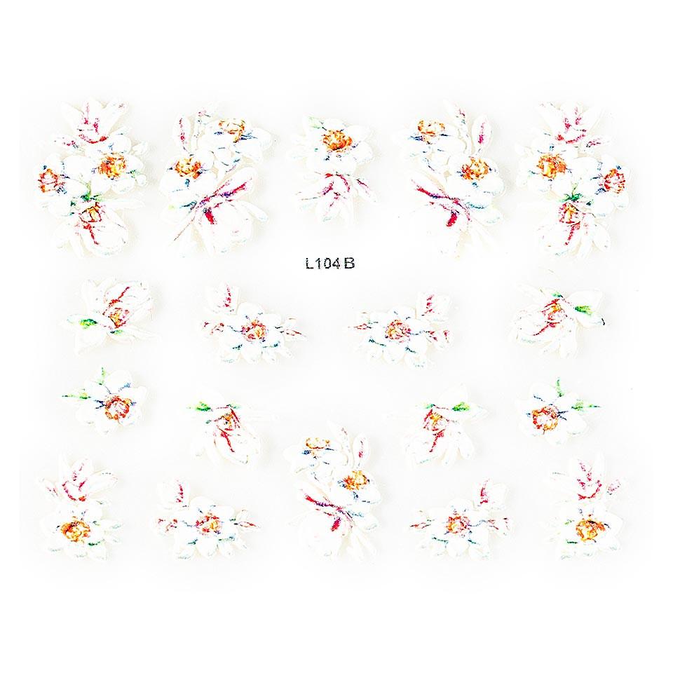 Sticker 3D Unghii LUXORISE Artistry L104B kitunghii.ro