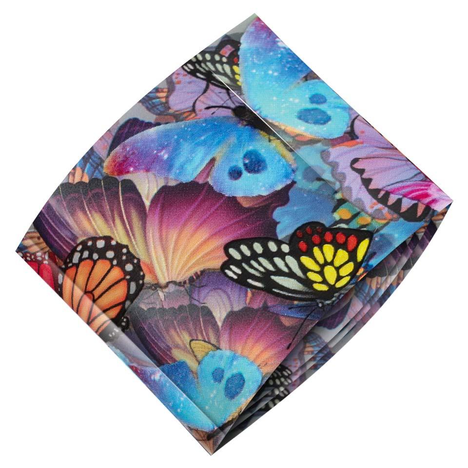 Folie de Transfer Unghii LUXORISE #413 Butterfly imagine 2021 kitunghii