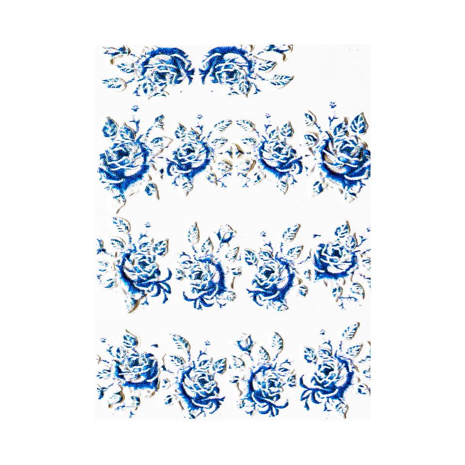 Tatuaj 3D Unghii LUXORISE Artistry LX045 imagine 2021 kitunghii