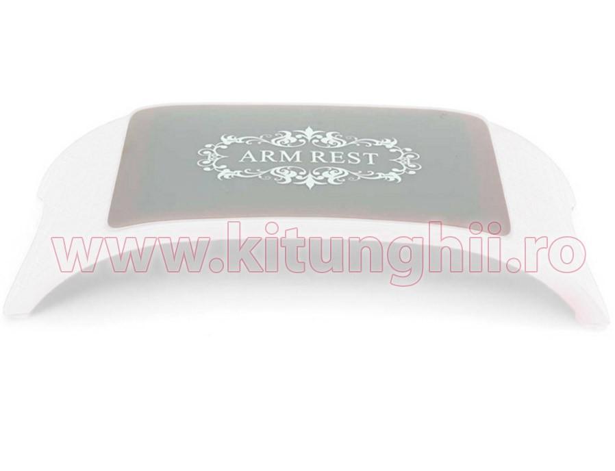 Suport Mana Manichiura Ergonomic Premium White