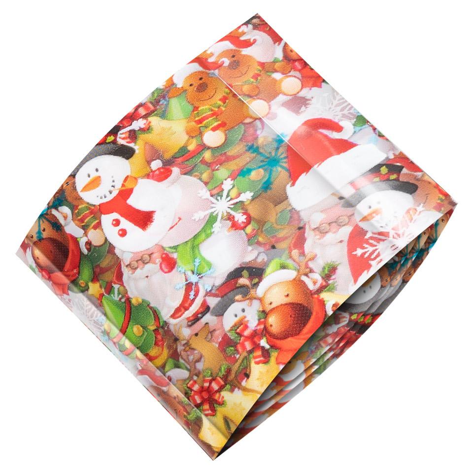 Folie de Transfer Unghii LUXORISE #428 Christmassy kitunghii.ro