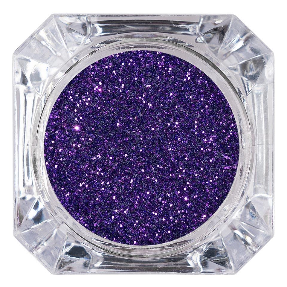 Sclipici Glitter Unghii Pulbere LUXORISE, Ultra Violet #23 imagine 2021 kitunghii