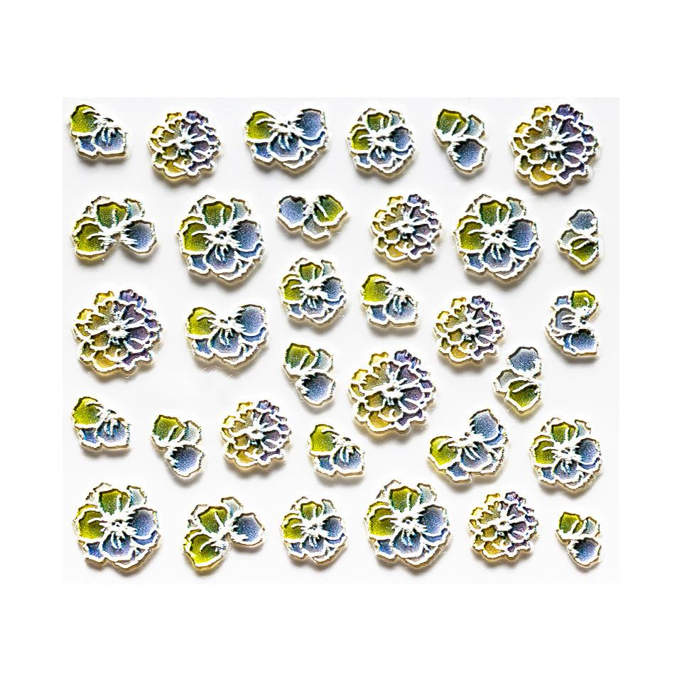 Sticker 3D Unghii LUXORISE Artistry LX017 kitunghii.ro