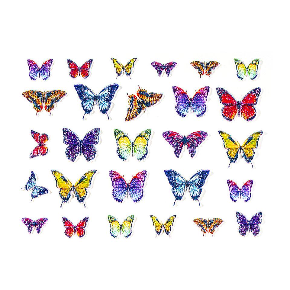 Tatuaj 3D Unghii LUXORISE 0525-30 kitunghii.ro