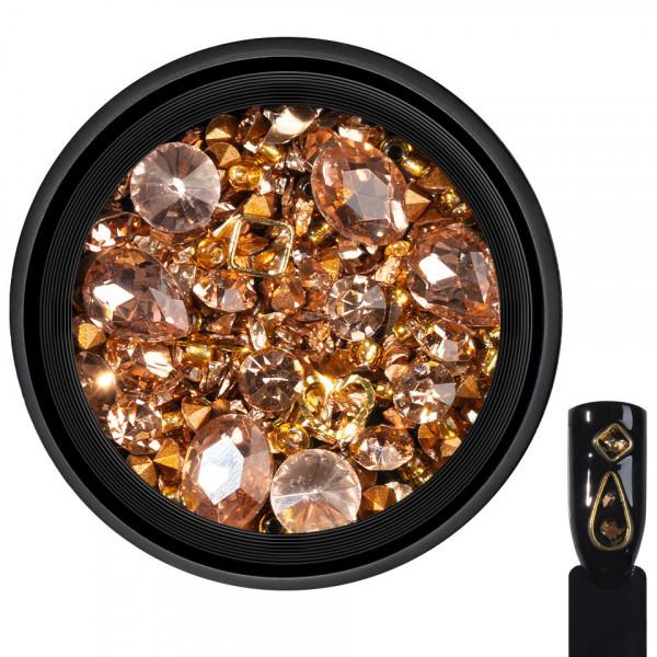 Poze Cristale Unghii Royal Luxe #08 - LUXORISE Germania