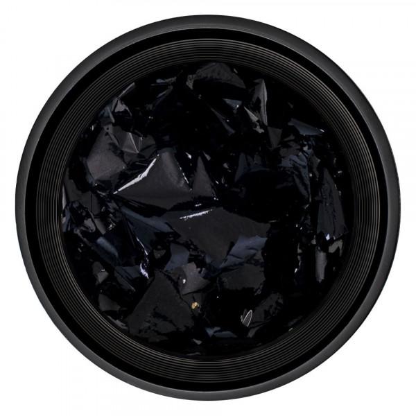 Poze Foita Unghii LUXORISE - Unique Black #13