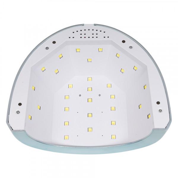 Poze Lampa Unghii UV LED 48W SUNONE SensoPRO Milano, Mermaid Blue