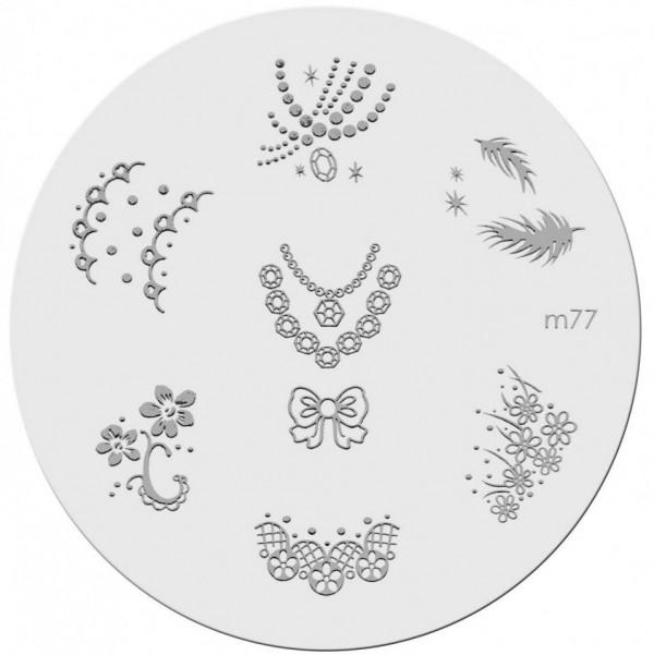 Poze Matrita Unghii M77