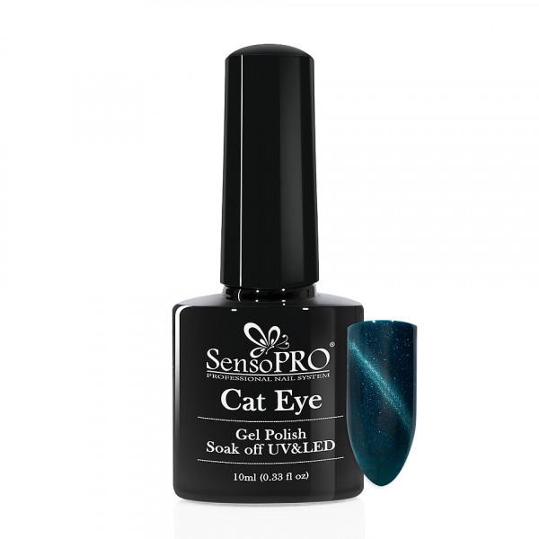 Poze Oja Semipermanenta Cat Eye SensoPRO 10ml - #001 Amazon