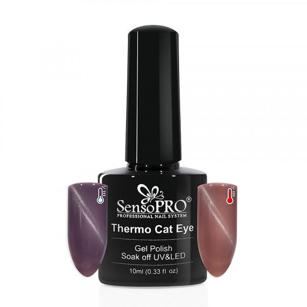 Poze Oja Semipermanenta Thermo Cat Eye SensoPRO 10 ml, #08