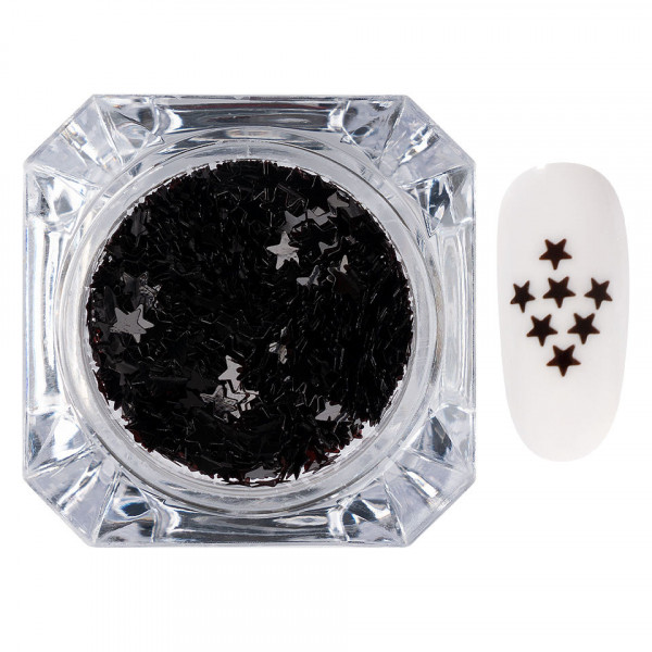 Poze Paiete Unghii LUXORISE Shiny Stars #08