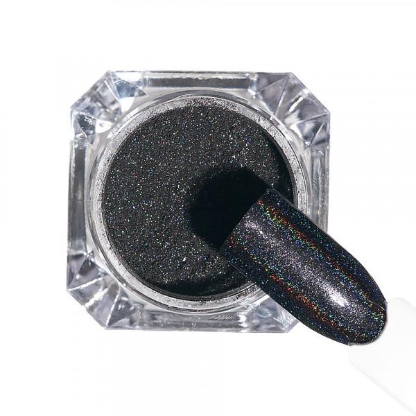 Poze Pigment unghii Holografic #146 cu aplicator - LUXORISE