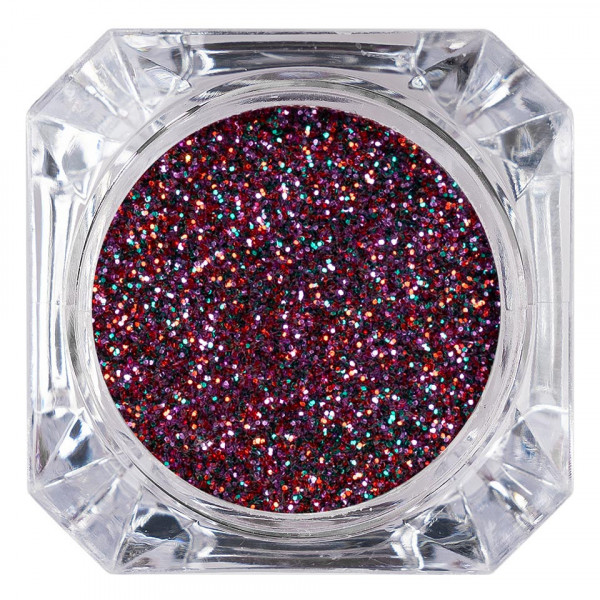 Poze Sclipici Glitter Unghii Pulbere LUXORISE, Sweets #50