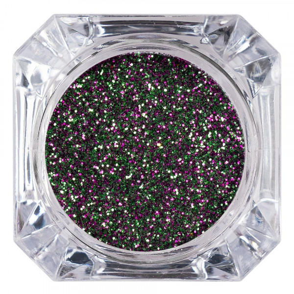 Poze Sclipici Glitter Unghii Pulbere LUXORISE, Verve #57
