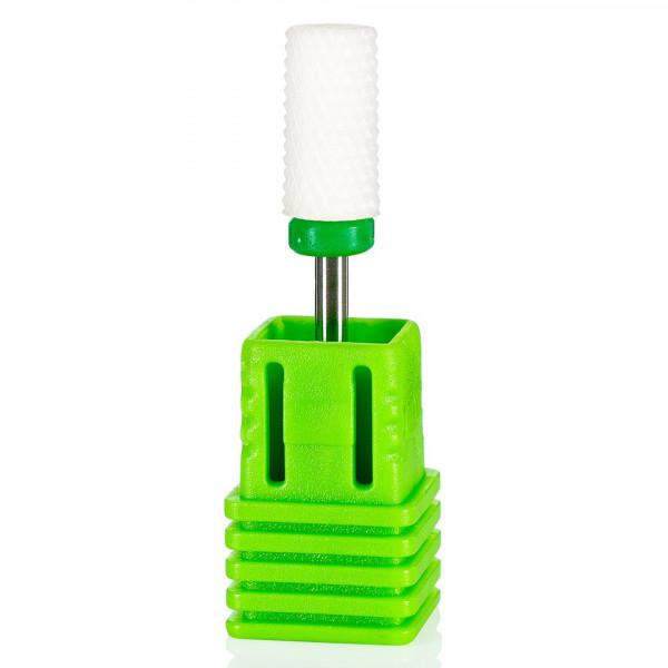 Poze Capat Freza Ceramica, cilindru dur verde