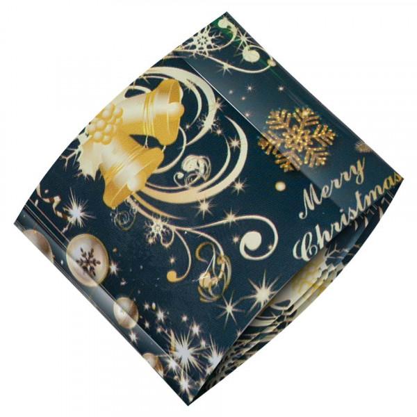 Poze Folie de Transfer Unghii LUXORISE #406 Christmassy