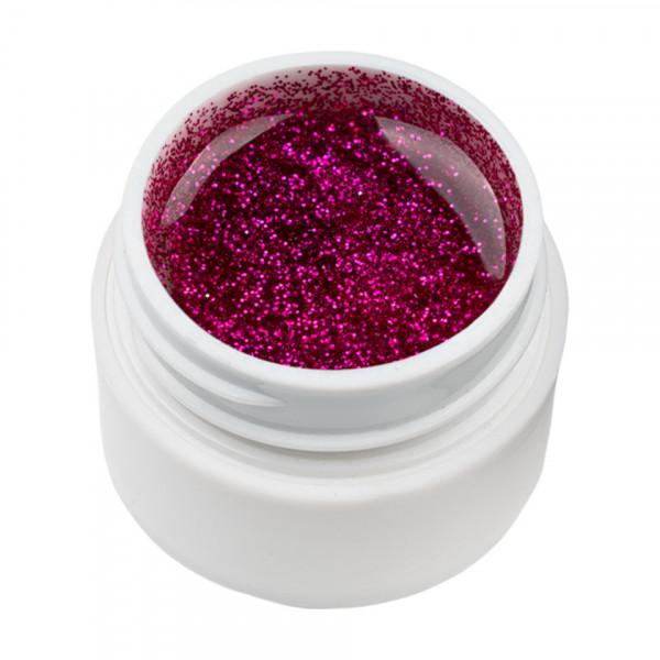 Poze Gel UV Color cu Sclipici ENS PRO #033 - Velvet Cake