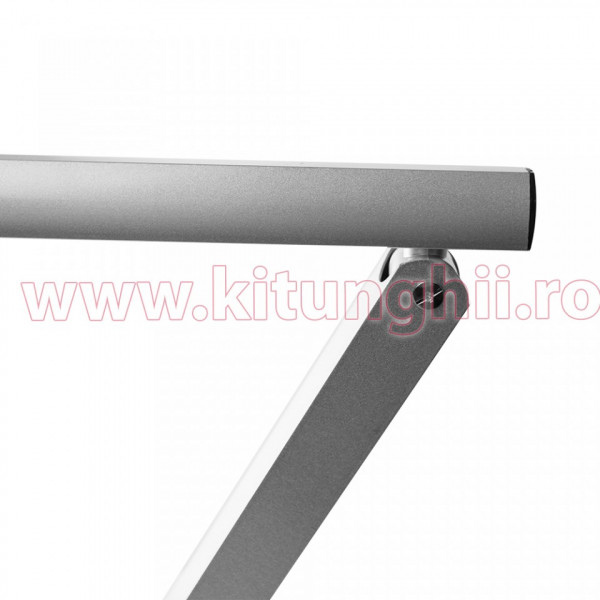 Poze Lampa de Masa pentru Manichiura cu LED Profesionala LUXORISE, Silver