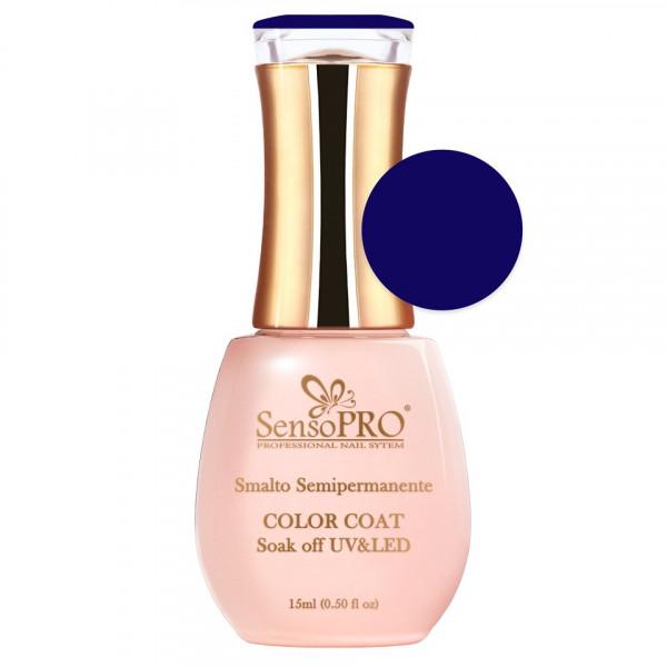 Poze Oja Semipermanenta SensoPRO 15ml culoare Albastru - 055 Happy Violet
