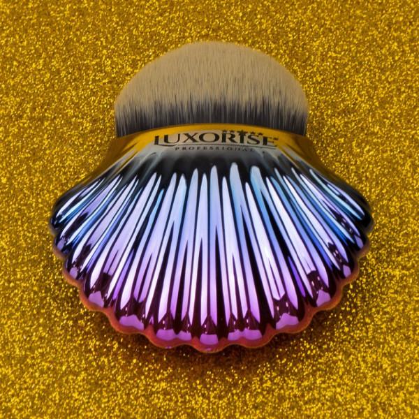 Poze Pamatuf Unghii Rainbow Shell LUXORISE #01