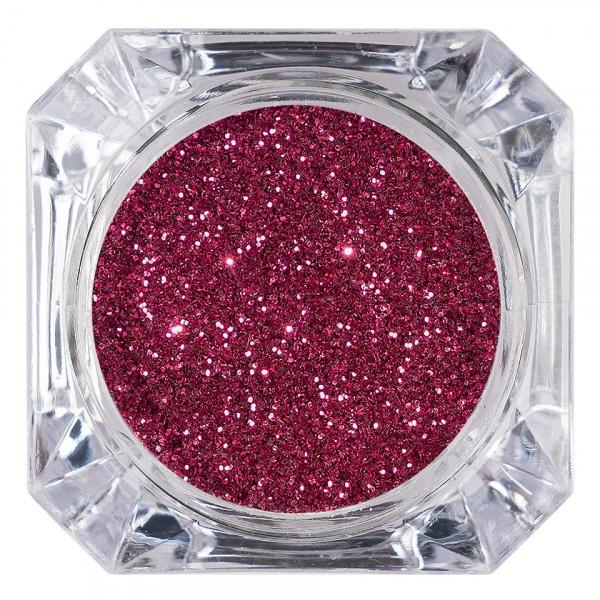 Poze Sclipici Glitter Unghii Pulbere LUXORISE, Blood Red #29