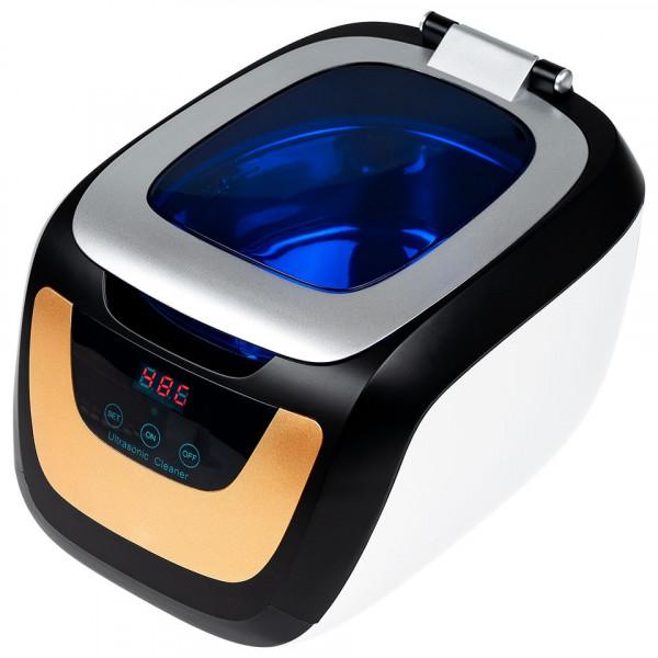 Poze Aparat Ultrasonic Curatare Ustensile cu Display Digital CE 5700A, 750 ml