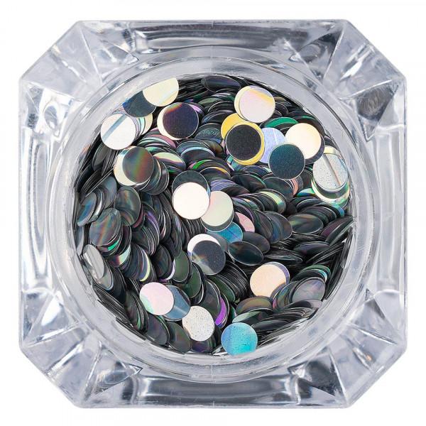Poze Confetti Unghii LUXORISE Colorful Spots #01