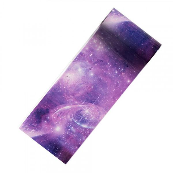 Poze Folie de Transfer Unghii LUXORISE #309 Galaxy