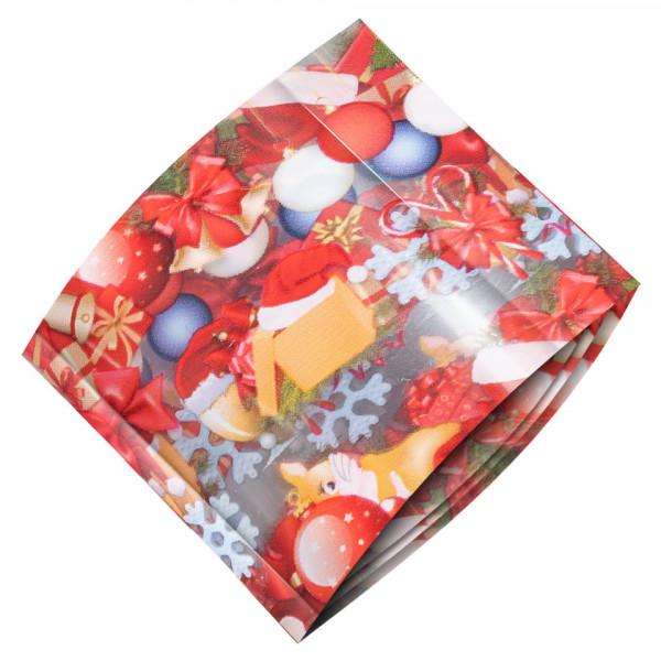 Poze Folie de Transfer Unghii LUXORISE #431 Christmassy