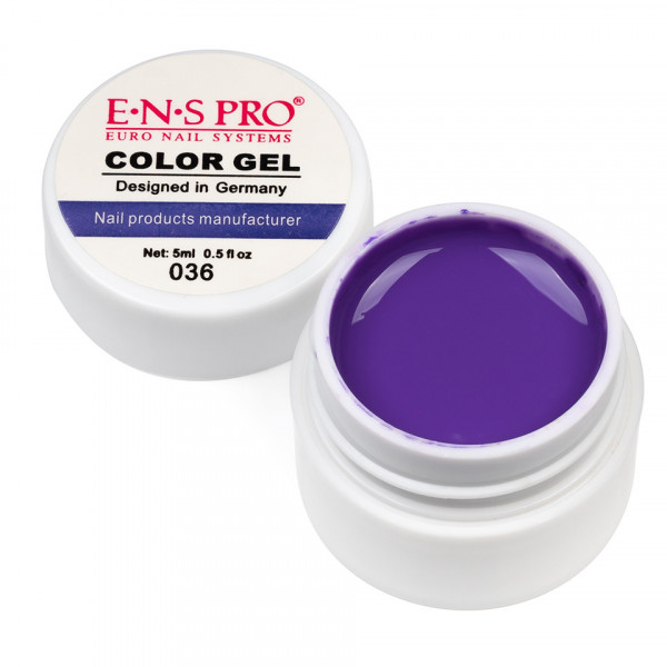 Poze Gel UV Color ENS PRO #036 - Aubergine