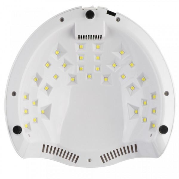 Poze Lampa UV LED Portabila 48W cu ACUMULATOR + Ventilator, LUXORISE Germania - Culoare Roz