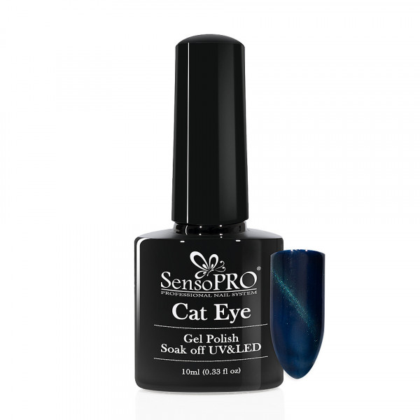 Poze Oja Semipermanenta Cat Eye SensoPRO 10ml - #003 GetBusy