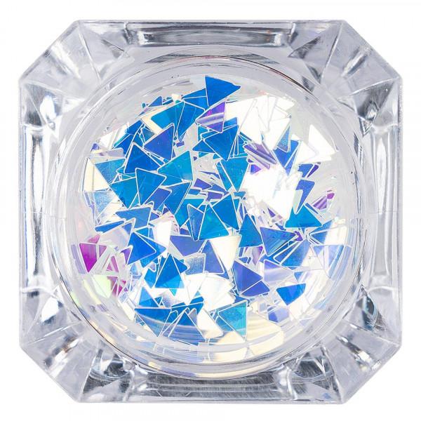 Poze Paiete Unghii LUXORISE Geometric Glow #01