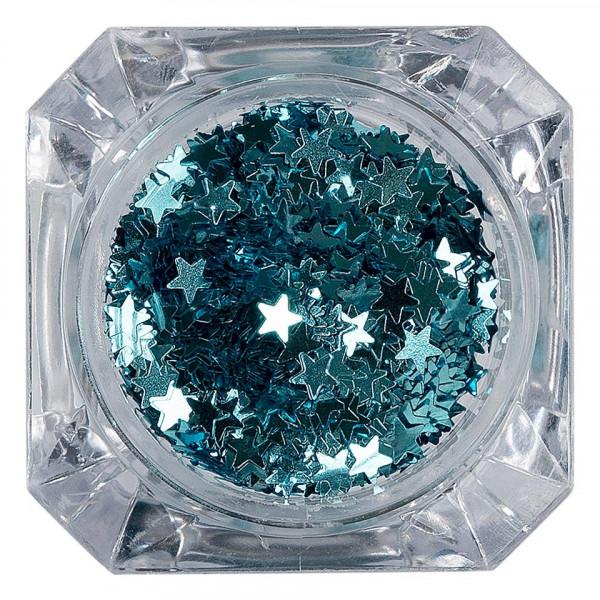 Poze Paiete Unghii LUXORISE Shiny Stars #019