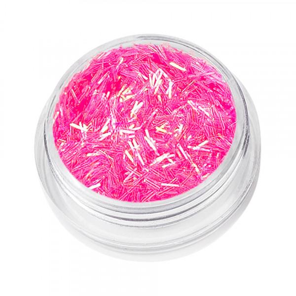 Poze Sclipici Unghii Lung Nail Glitter Dance, Pink