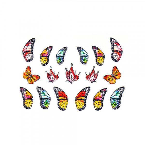 Poze Tatuaj 3D Unghii LUXORISE 1007-71