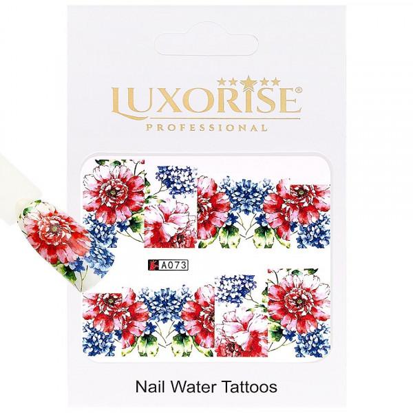 Poze Tatuaj unghii LUXORISE, Nature A073