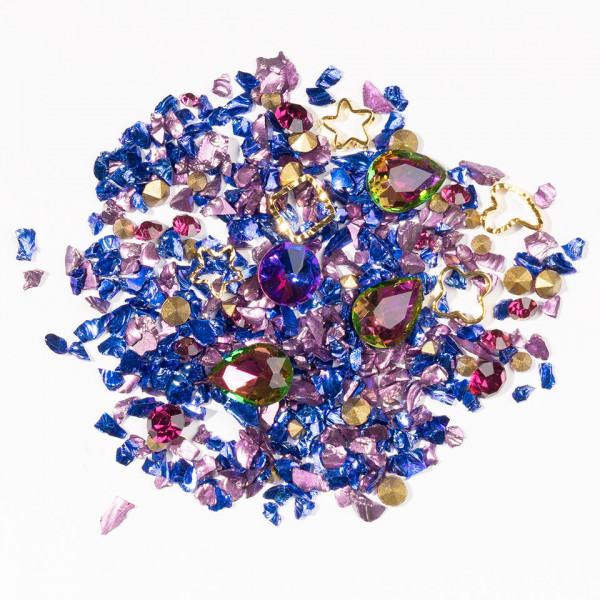 Poze Cristale Unghii Royal Luxe #03 - LUXORISE Germania