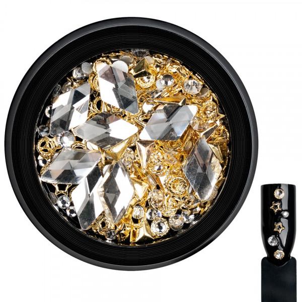Poze Cristale Unghii Royal Luxe #09 - LUXORISE Germania