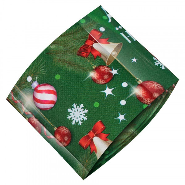 Poze Folie de Transfer Unghii LUXORISE #408 Christmassy
