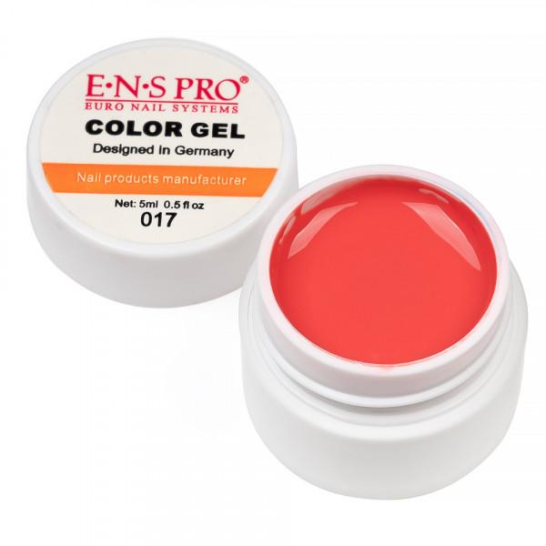 Poze Gel UV Color ENS PRO #017 - Crimson Rose