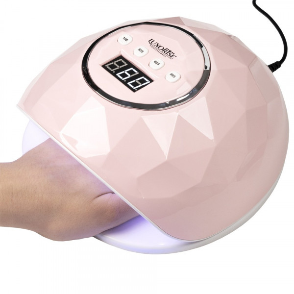 Poze Lampa UV LED 72W Diamond PRO - LUXORISE Germania, Roz